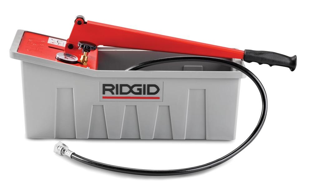Brownrig Supplies Ridgid Model 1450 Testing Pump