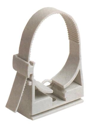 Brownrig, Supplies, PVC Pipe Clamp – adjustable